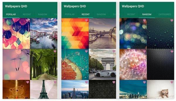 Καλύτερα Wallpapers QHD