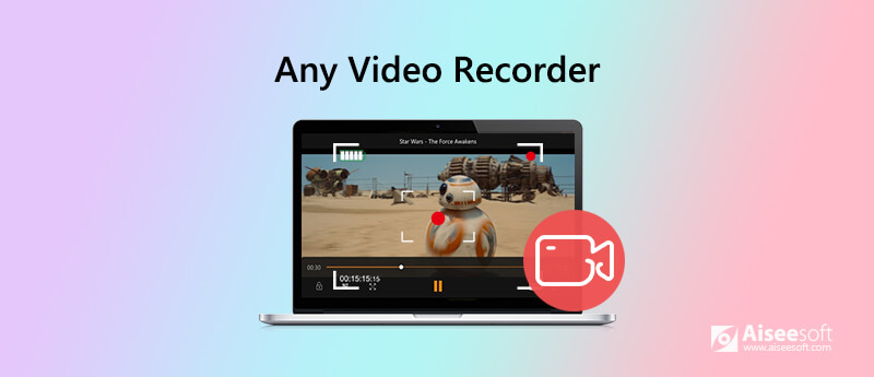 Qualsiasi videoregistratore