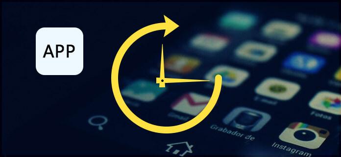 Backup e ripristino app