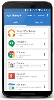 App Organizer - Gestione app