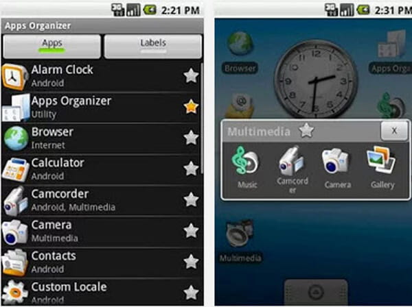 App Organizer - App Organizer