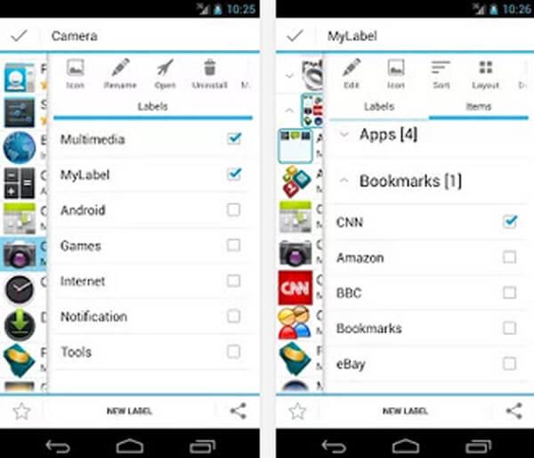 App Organizer - Folder Organizer Lite