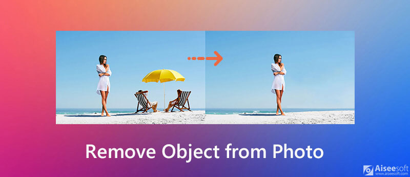 Remove Object from Photos