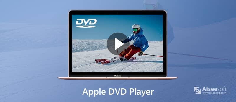 DVD přehrávače Apple
