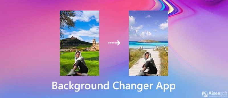 Cambia foto sfondo