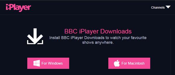 Λήψη BBC iPlayer