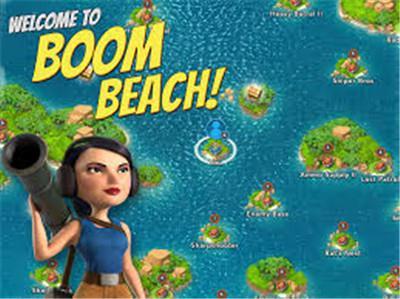 παραλία Boom