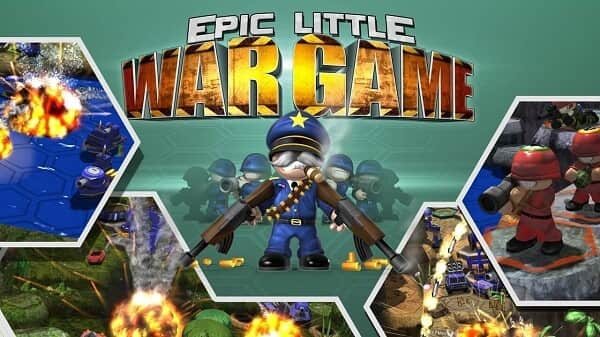 Epic little war game