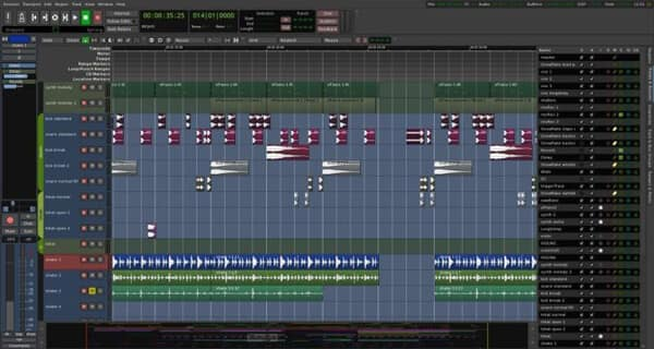 Il miglior software di editing audio - Ardor
