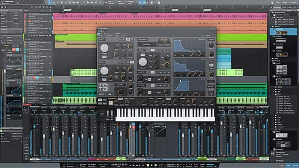 Il miglior software di editing audio - PreSonus Studio One