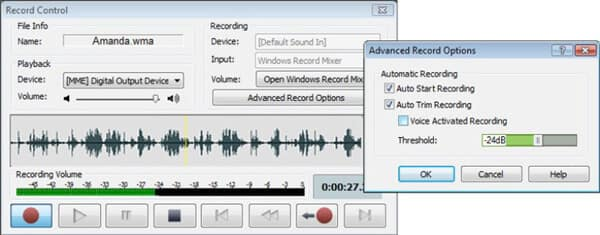 Il miglior software di editing audio - WavePad
