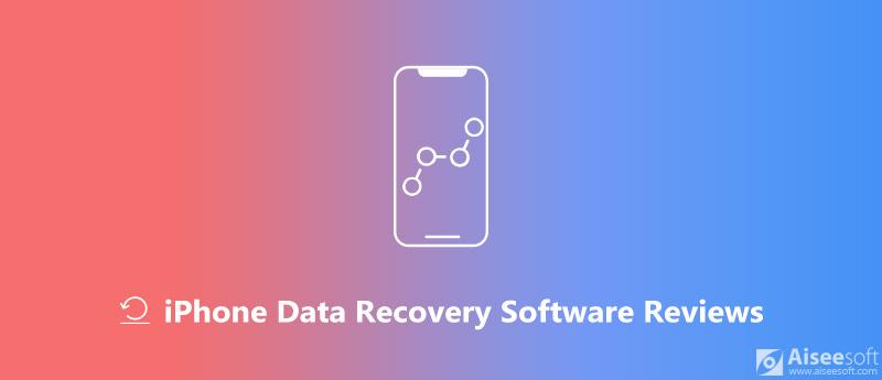 Recenze softwaru iPhone pro obnovu dat