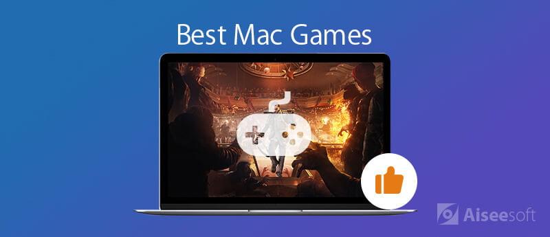 Najlepsze gry na Maca