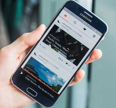how to download something from soundcloud on iphone