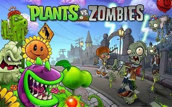 Rośliny Zombie