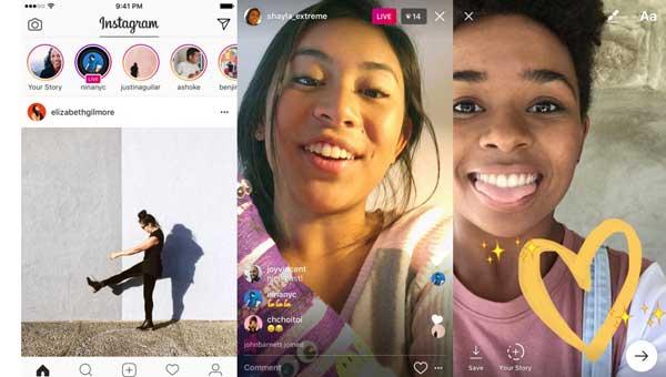 Migliore app di fotoritocco per iPhone - Instagram