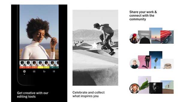 Nejlepší aplikace pro úpravy fotografií pro iPhone - VSCO