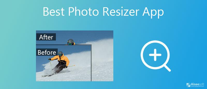 Приложение Photo Resizer