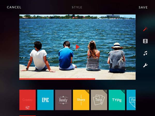 Quik - Editor video gratuito