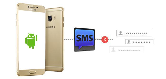 Αποκλεισμός μηνύματος κειμένου Android