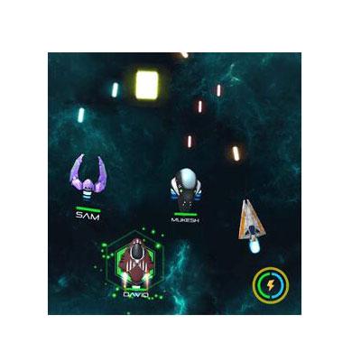 Διπλή διαστημική μάχη