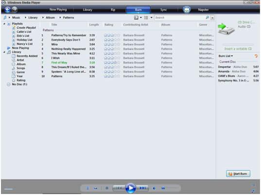 Masterizza CD su Windows