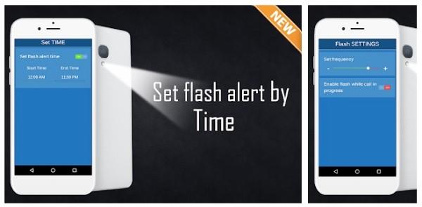 Avvisi di luce flash