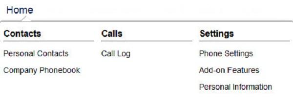 Σύστημα τηλεφώνου