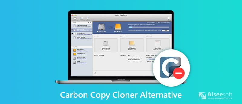 Carbon Copy Cloner Alternativa