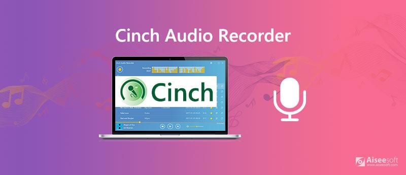 Συσκευή εγγραφής ήχου Cinch