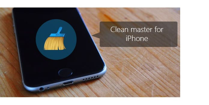 Best Clean Master na iPhone'a