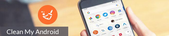 Καθαρίστε το τηλέφωνο Android