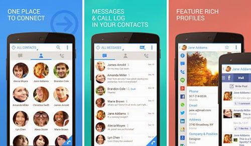 Top 10 Best Contacts Apps for Android and iOS 2018