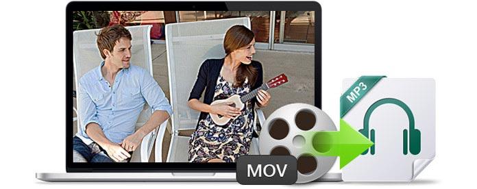 Converti MOV in MP3