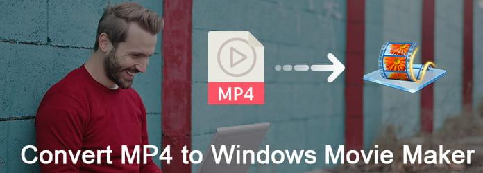 Μετατροπή MP4 σε Windows Movie Maker