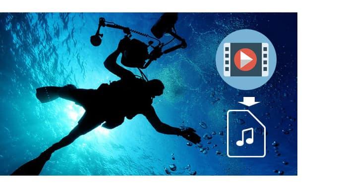 Converti video in audio