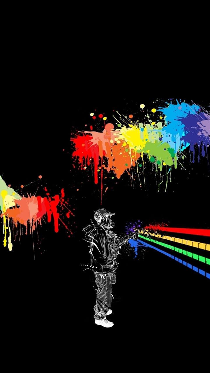 Let's graffiti