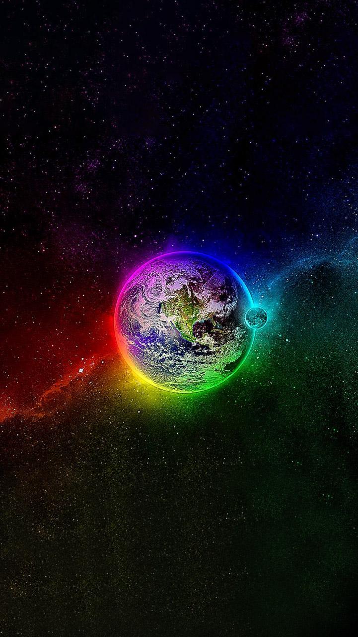 Spójrz na naszą planetę w inny sposób