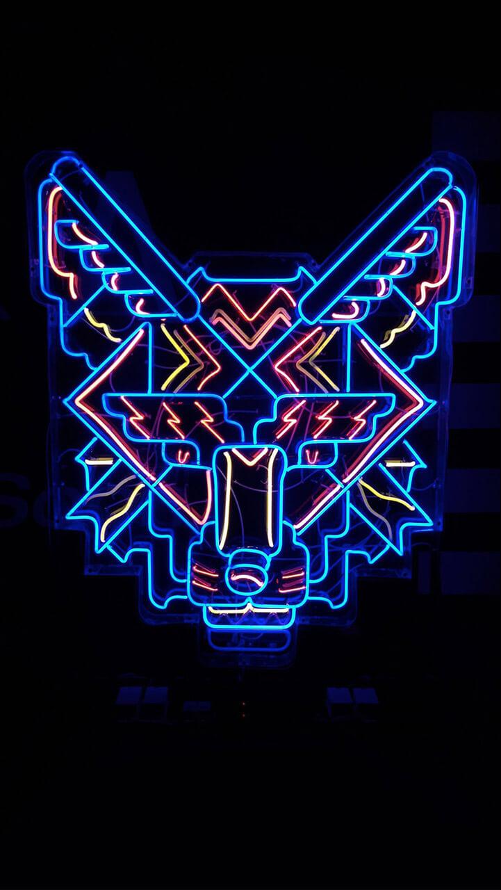 Światła neonowe