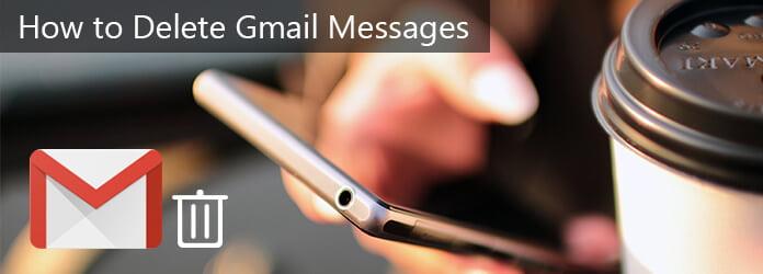 Usuń lub odzyskaj wiadomości Gmaila
