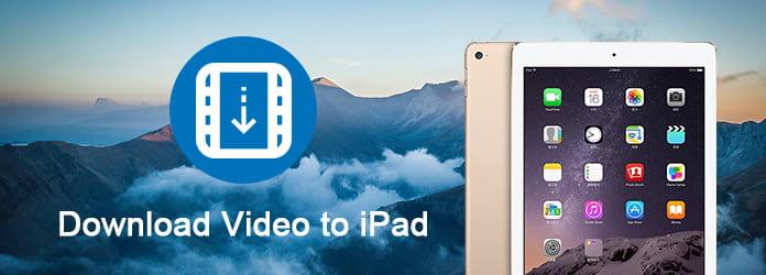 Stáhněte si video do iPadu