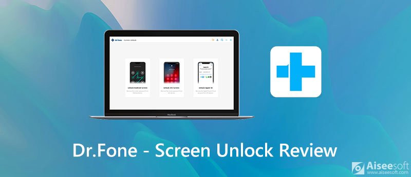 Dr.Fone - Recensione di Screen Unlock (iOS)