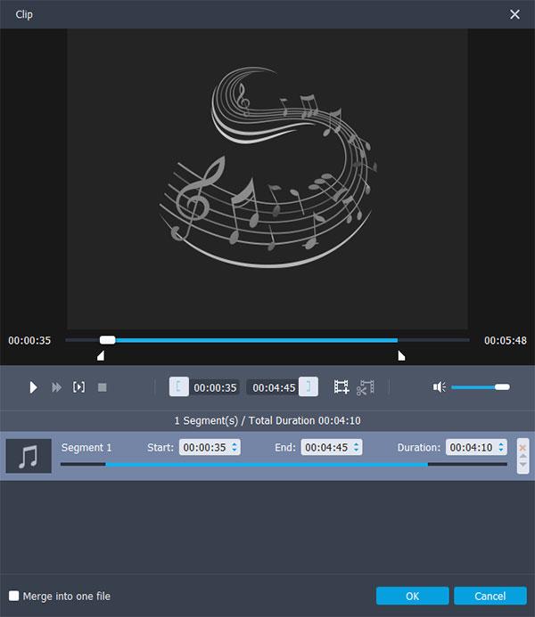 Modifica file MP3