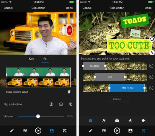 Top 10 Best YouTube Video Editing Apps for iPhone/Android