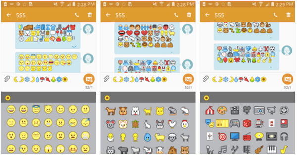how to download apple emojis on android