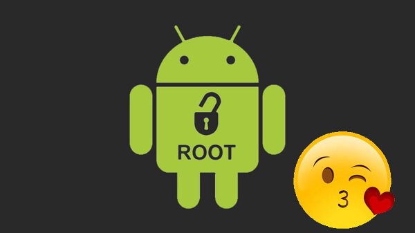 Root Android τηλέφωνο για iPhone Emojis