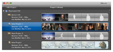 Top Five Finalizing Video In Imovie - Circus