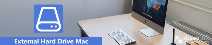 Zewnętrzne dyski twarde dla komputerów Mac
