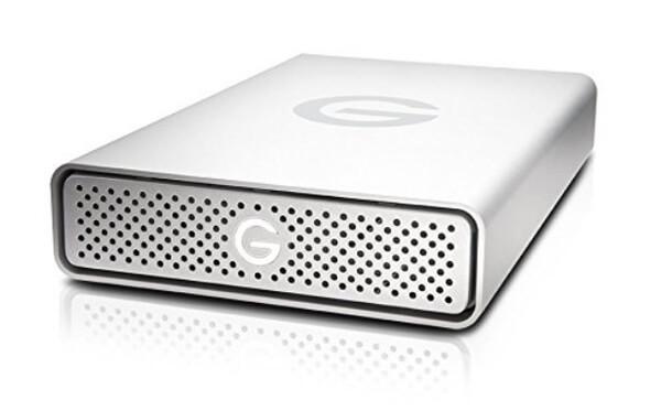 Tecnologia G G-DRIVE USB 3.0 da 4 TB