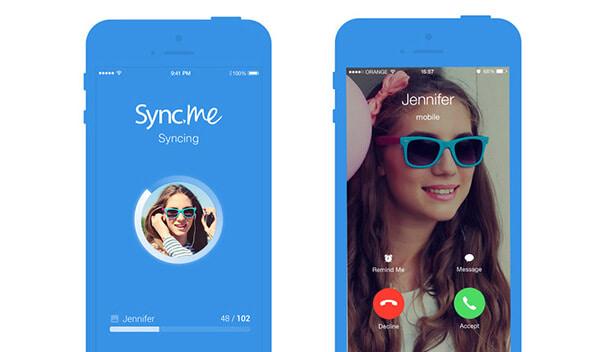 App di sincronizzazione dei contatti di Facebook